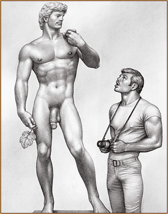 tom of finland   untitled   1977